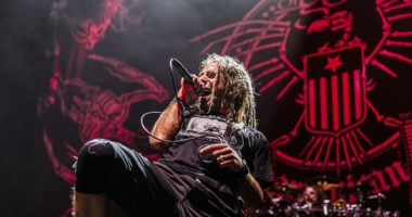 "Randy Blythe for Lamb of God new album: ""Whole record is political"""