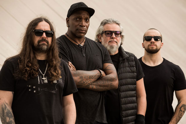 Sepultura release 'Quadra' album and 'Means To An End' song