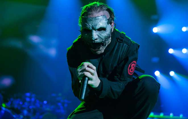 Corey Taylor from Slipkont talks about the bands future of metal