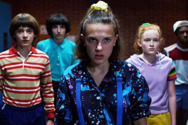 9 Best TV-Series Like Stranger Things Stream on Netflix