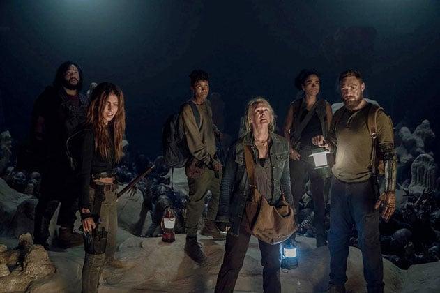 The Walking Dead Season 10 Netflix release date and details