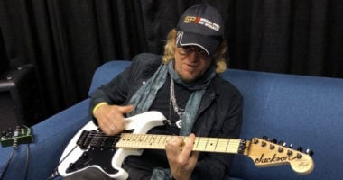 Iron Maiden guitarist Adrian Smith shares first song he learned