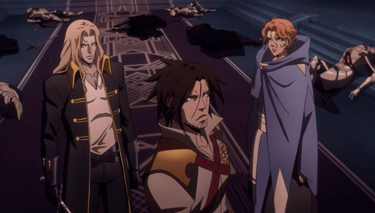 Castlevania season 4 release date, cast and Netflix renewal status
