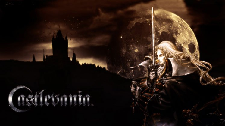 Castlevania: Symphony of the Night release for mobile devices
