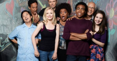 Community coming to Netflix worldwide in April 2020