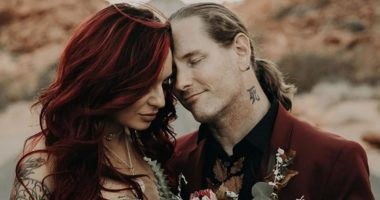 Slipknot frontman Corey Taylor and wife working on a new songs