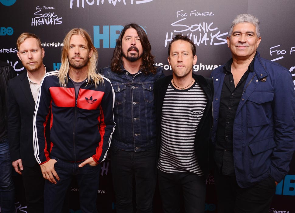 "Dave Grohl talks about Foo Fighters album: ""Anything We've Ever Done"""