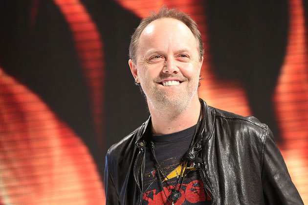 Lars Ulrich from Metallica shares an unseen photo of his childhood