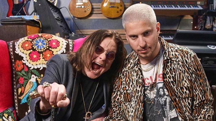 Ozzy Osbourne last album producer Andrew Watt has coronavirus