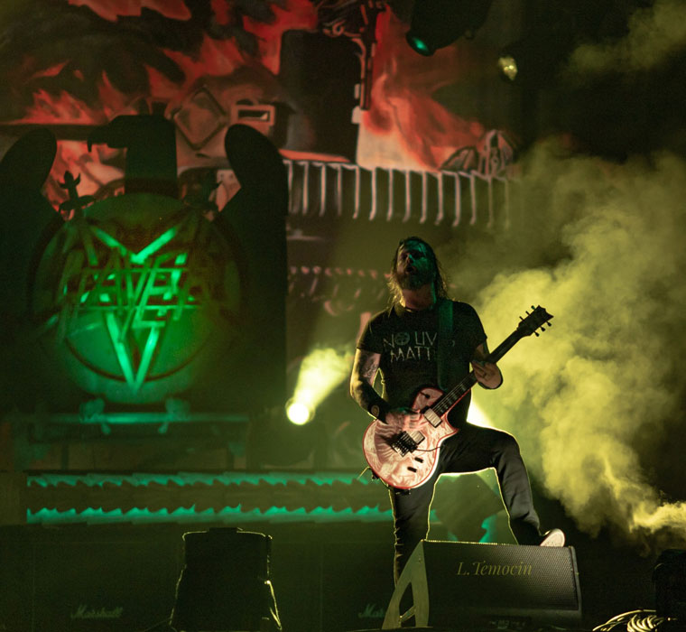 Slayer - Wacken 2019