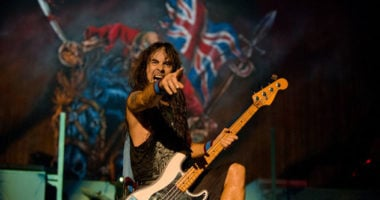 "Steve Harris interview: ""I'd rather play football or play with British Lion"""