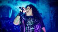 Testament frontman Chuck Billy and his wife tests positive for coronavirus
