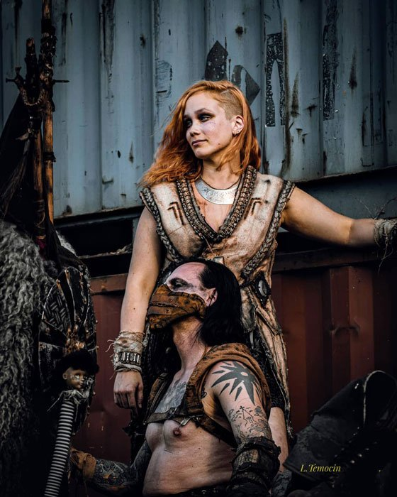 Wasteland Warriors - Wacken 2019