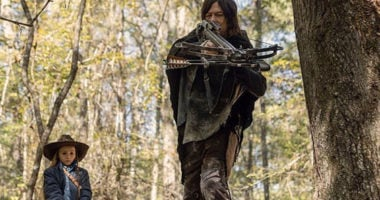 The Walking Dead season 10 episode 15 trailer Lauren's return as Maggie