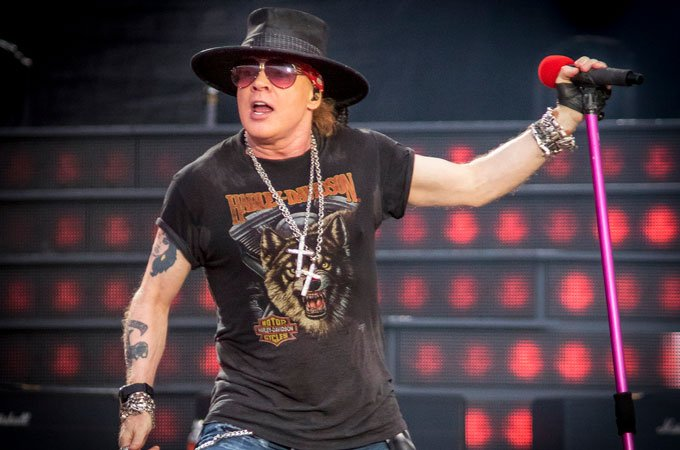 "Axl Rose: ""As usual Senator Rand Paul needs to step off"""