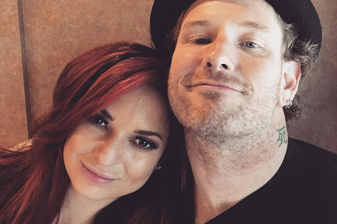 Corey Taylor and wife Alicia are opening a plant-based taco business