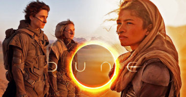 Zendaya reveals new photo of Chani from Dune movie