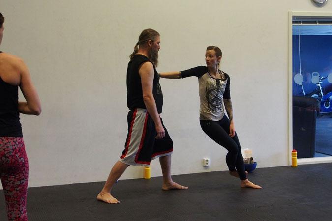 Amon Amarth frontman Johan Hegg starts an online yoga class
