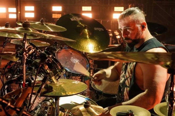 SOAD drummer John Dolmayan talks about Metallica album