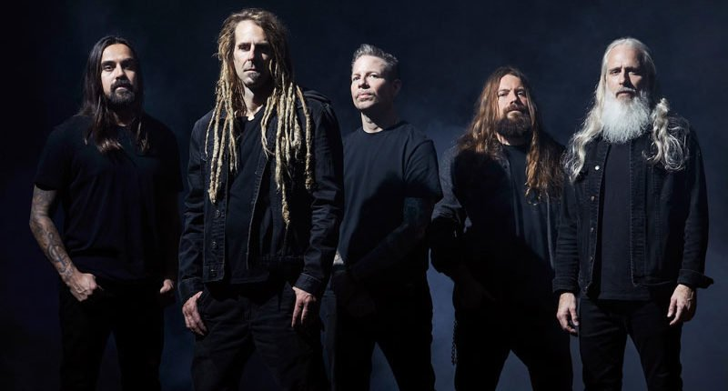 Lamb of God self titled album pushed back to June 2020