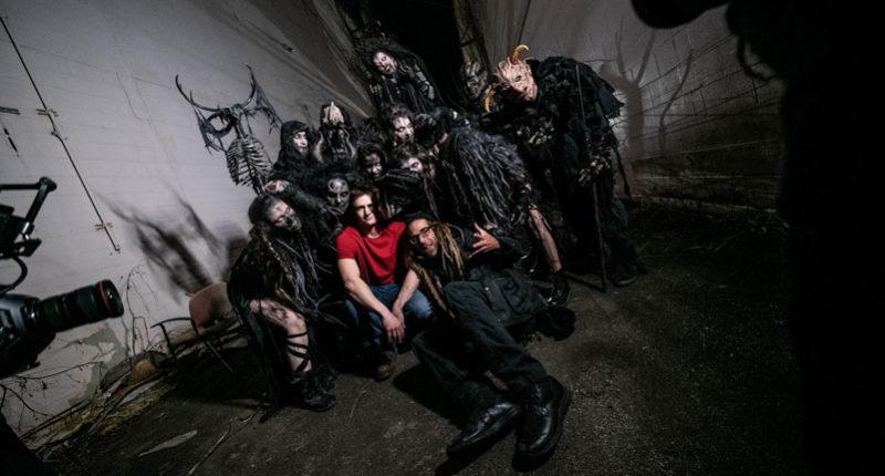 "Lamb of God vocalist Randy Blythe: ""Quarantine taking place the world"""