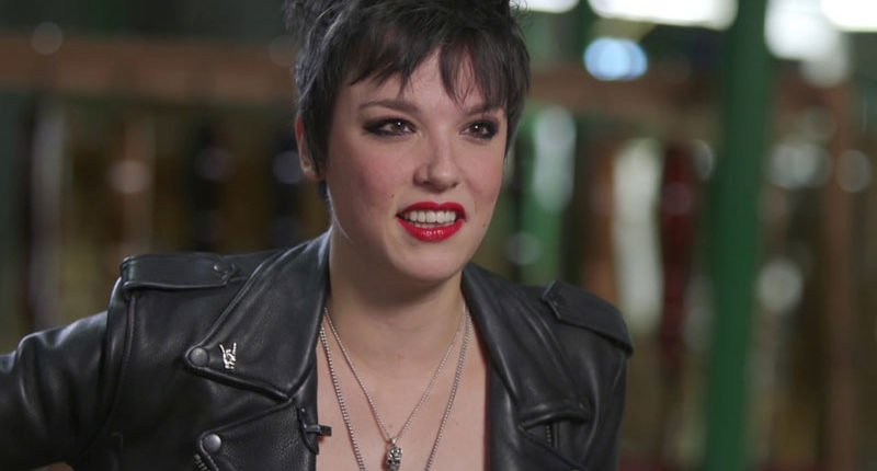 Lzzy Hale talks about coronavirus impact for new Halestorm album