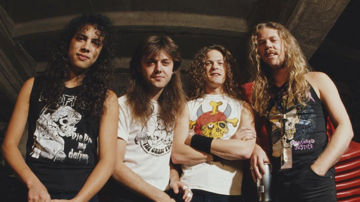 Jason Newsted reveals he lost weight in every Metallica concert