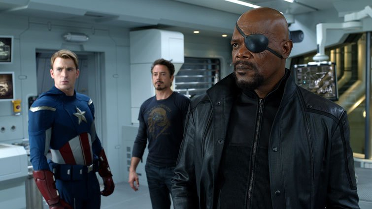 Nick Fury reveals a new hero for the Avengers in phase 4