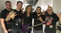 Paolo Gregoletto from Trivium interview about Metallica songs