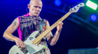 Red Hot Chili Peppers bassist Flea reveals stepfather inspiring him