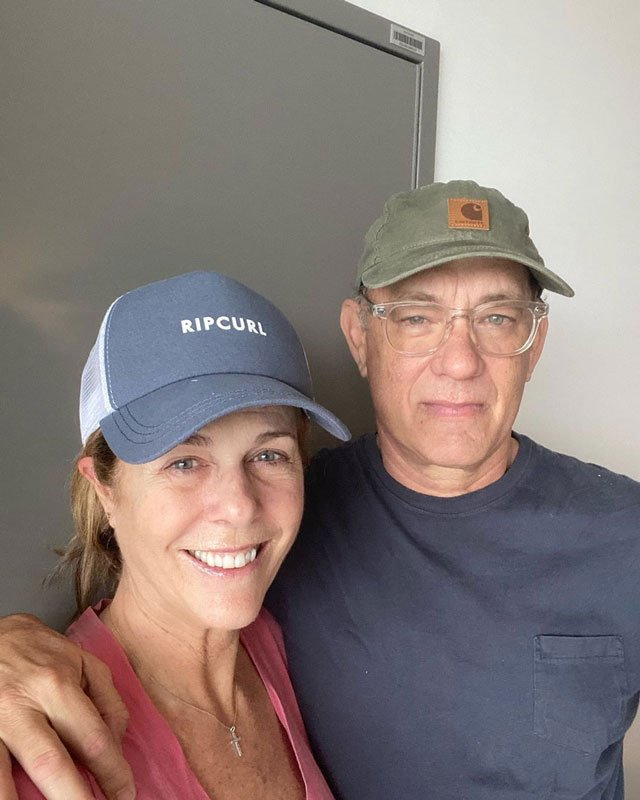 Tom Hanks' wife Rita Wilson talks about how they infected for Coronavirus