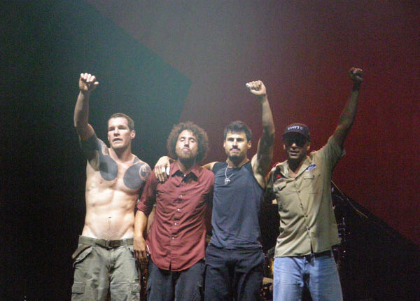 Rage Against the Machine postponed their reunion tour dates