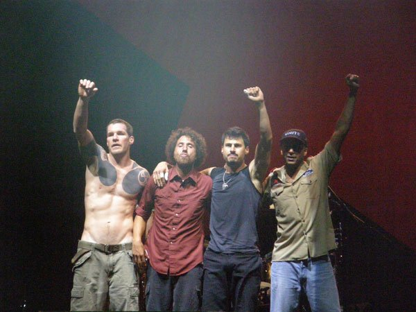 Rage Against the Machine postponed their reunion tour dates for 2021
