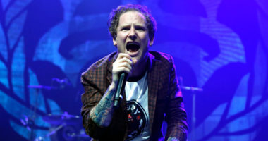 Slipknot frontman Corey Taylor finished his upcoming solo album