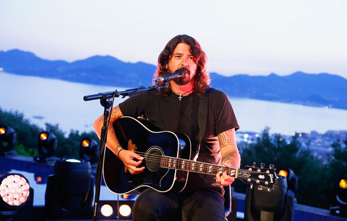 "Dave Grohl: ""Foo Fighters' new album is our David Bowie's 'Let's Dance'"""