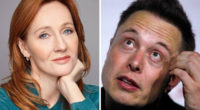 Elon Musk explains Bitcoin to JK Rowling on Twitter