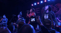 "Halestorm vocalist Lzzy Hale duet with The Hu's ""Song of Women"""