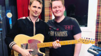 Matt Bellamy bought Jeff Buckley's guitar to use for new Muse album