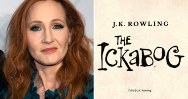 "J.K. Rowling reveals on Twitter a new book ""The Ickabog"" online and free"