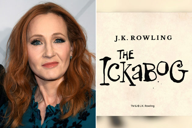 """J.K. Rowling reveals on Twitter a new book """"The Ickabog"""" online and free"""