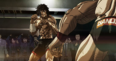 When is the Kengan Ashura season 3 release date for Netflix?