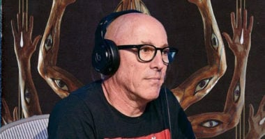 Maynard James Keenan from Tool talks for the world future