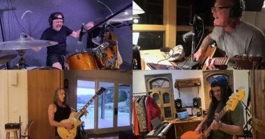 """Metallica reveals acoustic-ish version """"Blackened 2020"""" in quarantine"""