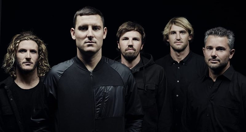 """Parkway Drive frontman Winston McCall: """"We're working on new album"""""""