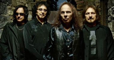 Black Sabbath members tribute to Ronnie James Dio