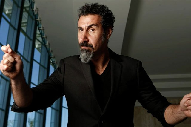 "System of a Down's Serj Tankian on new album: ""Call it Elasticity"""