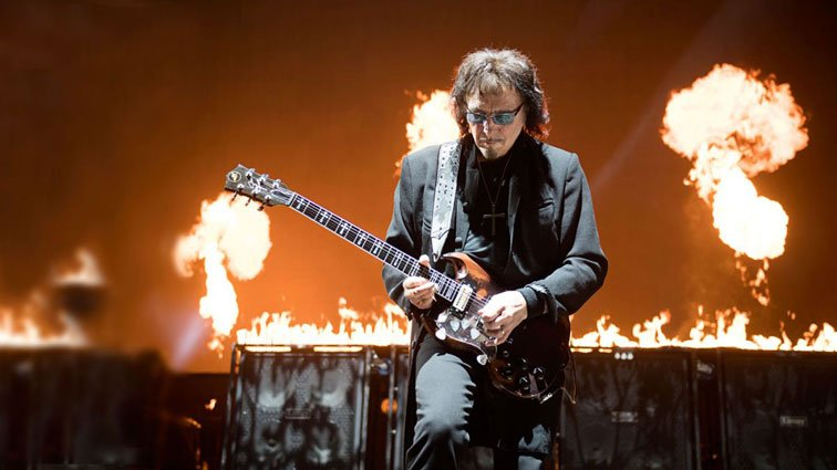"Tony Iommi says: ""I'm not opposed"" for Black Sabbath concert"