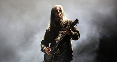 Tool guitarist Adam Jones shares early version of 'Descending' track