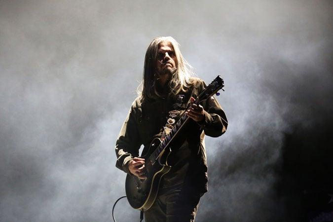 Tool guitarist Adam Jones shares early version of 'Descending' track