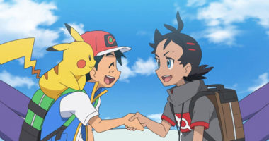 Pokémon Journeys: The Series coming to Netflix in June 2020